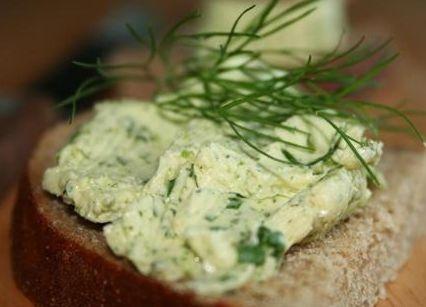 Зелёные бутерброды